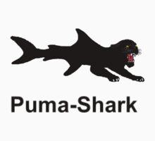 Puma-Shark One Piece - Short Sleeve