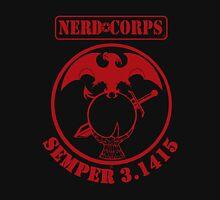 Nerd Corps Semper 3.1415 Long Sleeve T-Shirt