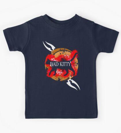 bad kitty Kids Tee