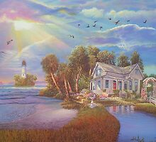 """Florida Scene"" by James McCarthy"