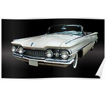 1959 Oldsmobile Ninety Eight Convertible Poster