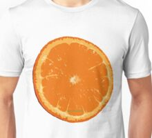 Graphic Orange Unisex T-Shirt