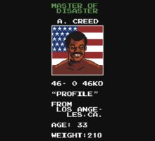 Apollo Creed's Punch-Out!! by JASONCRYER