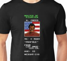 Apollo Creed's Punch-Out!! Unisex T-Shirt