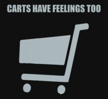 Carts Need Love Too by Virginia N. Fred