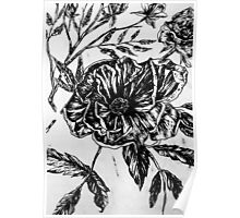 Flower Design II Poster