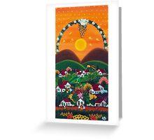 Kite Time Greeting Card