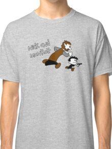 Nick And Monroe Classic T-Shirt