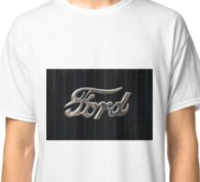 Old Ford Emblem Graphic Shirt Classic T-Shirt