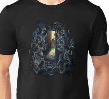Be Afraid of the Dark Unisex T-Shirt
