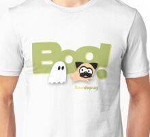 Tugg the Pug Boo! (Green) T-Shirt