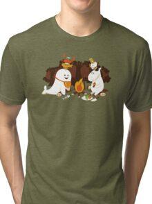 Horn Kabobs Tri-blend T-Shirt