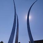 Air Force Memorial by JasSanchez