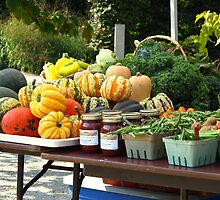 Market Day by MarianBendeth