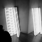 Lights at NGV by Andrew  Makowiecki