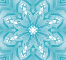 Snowflake 002 Sticker