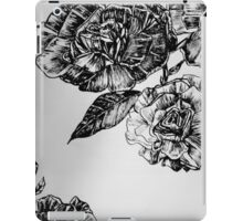 Flower Design III iPad Case/Skin