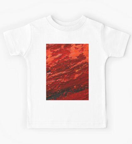 Oil Painting Graphic Shirt 3 Kids Tee