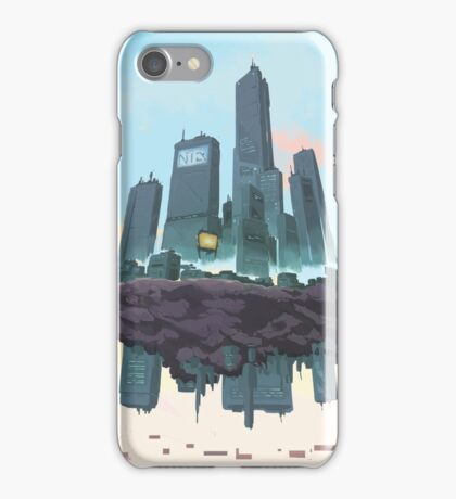 Floating City  iPhone Case/Skin