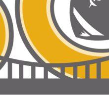 Pro Football Championship 50 Ball Bridge Sticker