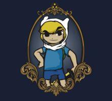Legend Of Zelda - Zelda Time Kids Tee