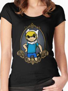 Legend Of Zelda - Zelda Time Women's Fitted Scoop T-Shirt