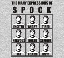 Spock has one good poker face. by picky62