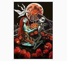 Jack and Sally Pumpkin Patch  Unisex T-Shirt