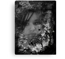 Mary, Mary Canvas Print
