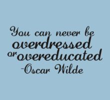 Oscar Wilde by hispurplegloves