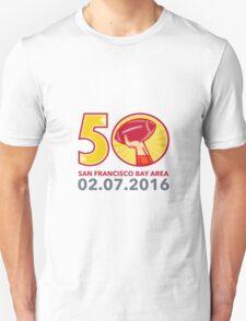 50 Pro Football Championship Sunday 2016 T-Shirt