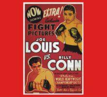 Joe Louis vs Billy Conn by trustme1223