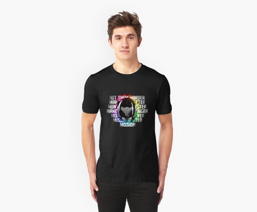 Daft Punk Samus Final Version by way2spooky