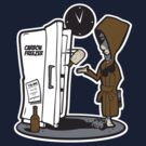 Jedi Night-Time Snack by warbucks360