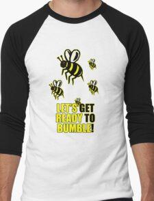 Ready to Bumble Men's Baseball ¾ T-Shirt