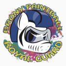 Royal Guard Team Sticker! by razeryan