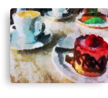 just dessert Canvas Print
