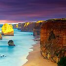 Landscapes in Panorama - Australia and New Zealand by Maxwell Campbell