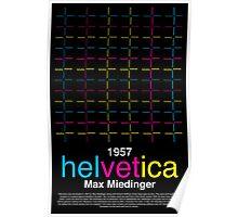 Helvetica Poster Poster