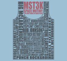MST3K: The many names of David Ryder One Piece - Short Sleeve