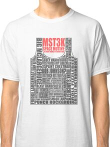 MST3K: The many names of David Ryder Classic T-Shirt