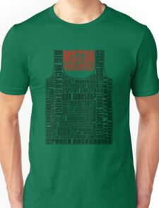 MST3K: The many names of David Ryder Unisex T-Shirt