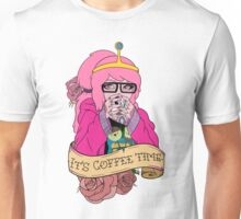 Adventure Time - It's Coffee Time (Princess Bubblegum) Unisex T-Shirt