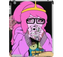 Adventure Time - It's Coffee Time (Princess Bubblegum) iPad Case/Skin