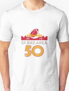 50 San Francisco Pro Football Championship T-Shirt