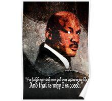 Michael Jordan Vector and Quote Poster
