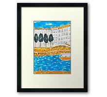 Vacation. #07 Framed Print