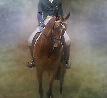 Dressage 2 by Jan Pudney