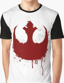 The Rebellion Awakens Graphic T-Shirt