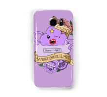 Adventure Time - You Can't Handle These Lumps Samsung Galaxy Case/Skin